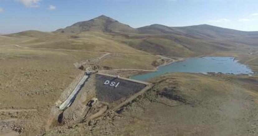 17 bin 670 dekar alanı suyla buluşturacak