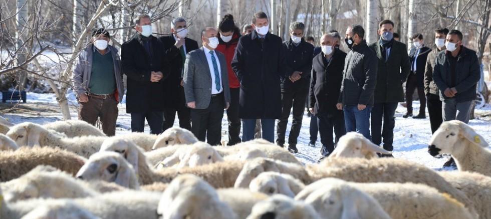 2021'de 385 tarımsal projeye 185 milyon lira destek sağlanacak