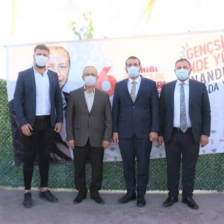 AK Parti İlçe Gençlik Kolları Kongresi Yapıldı