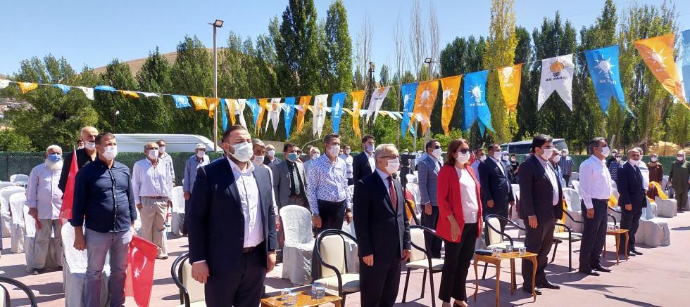AK PARTİ İlçe Kongresi Yapıldı