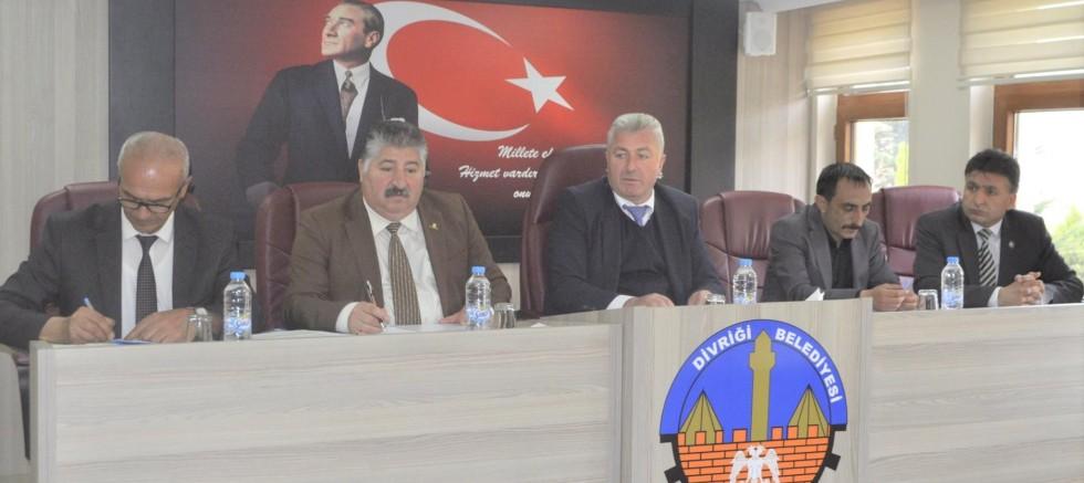 Belediye Meclisi ilk toplantısını yaptı
