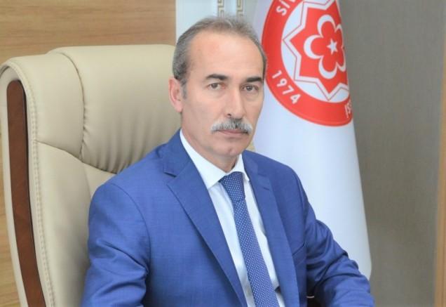 """CÜ Rektörü Alim YILDIZ, """"Yeni hastaneye  DARÜŞŞİFA KAPISI ile girmek istiyoruz"""""""