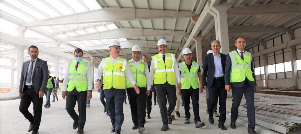 Demirağ OSB, 40 Bin Kişiye İş İmkânı Sunacak