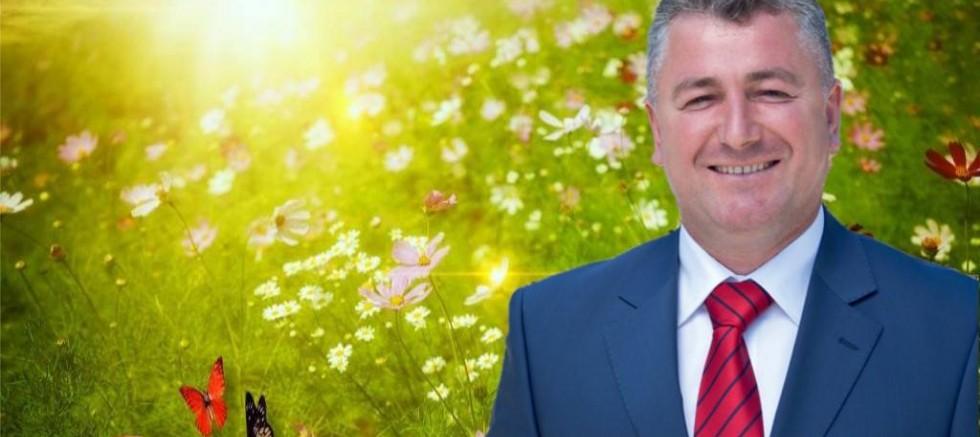 Divriği Belediye Başkanı  Hakan GÖK'ün   Bayram Mesajı ;