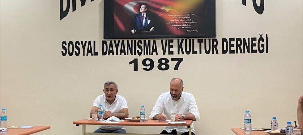 İstanbul'da Mera Toplantısı