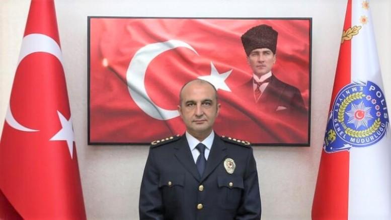 Mustafa Emre Başbuğ Gaziantep Emniyet Müdürü