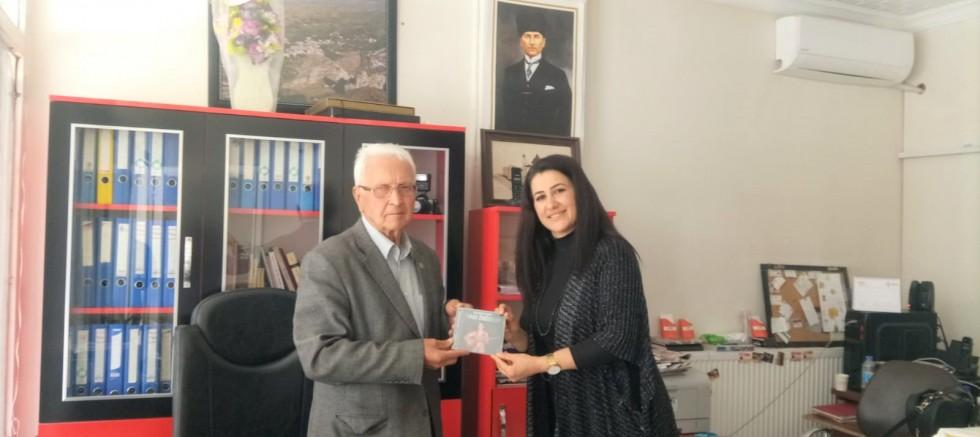 Pınar Dağdelen'den Gazetemize Ziyaret