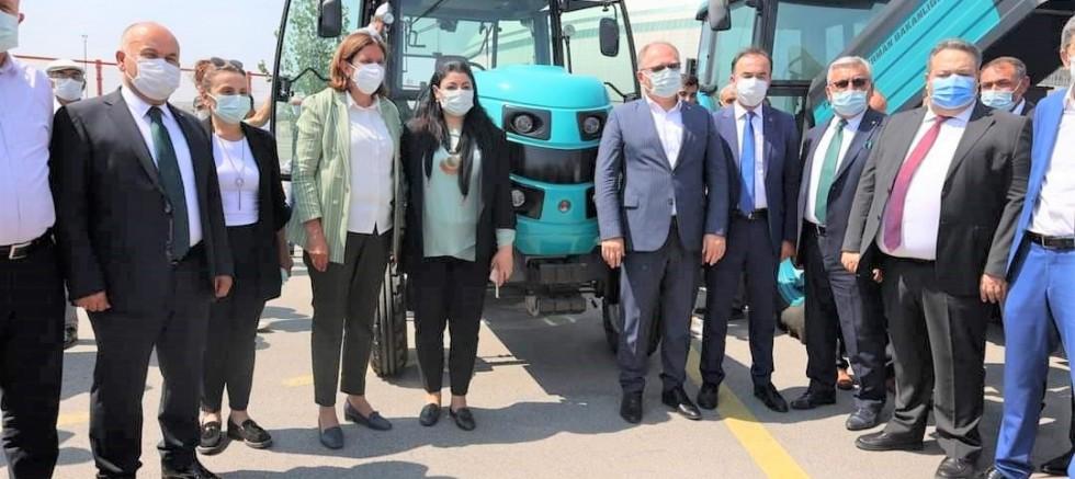Yedinci Sivas Tarım-Gıda ve Hayvancılık Fuarı Açıldı